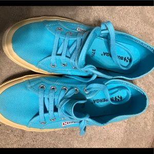 Vintage Superga shoes